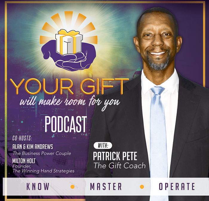 Episode 2 – The Your Gift Conference Podcast – An interview with Corshawn Brayboy – AWAKEN YOUR AMAZING
